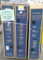 Assorted TVs