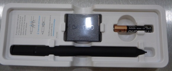 Wacom Bamboo Ink Smart Styluses - Tested Working