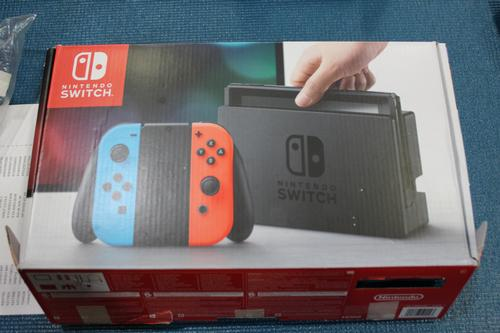 Switch Consoles No Joy Cons Cracked Screen SALVAGE