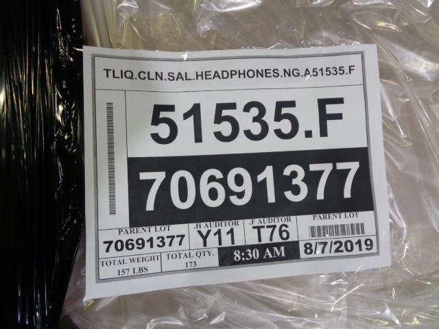 Headphones: Insignia & Sony - SALVAGE