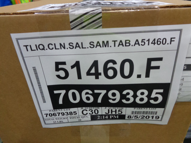 Samsung Galaxy Tablets - SALVAGE