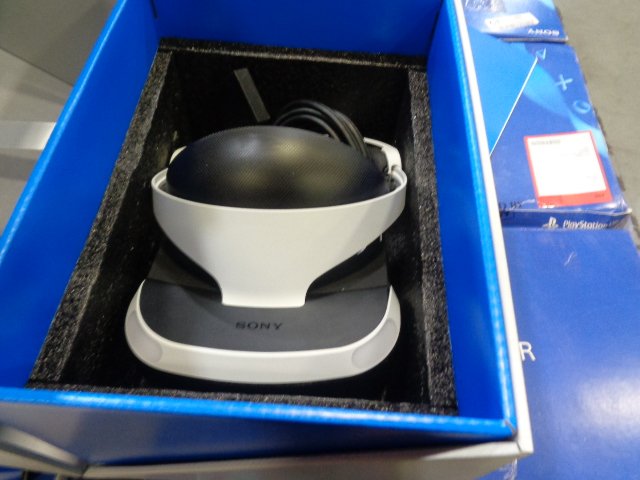 PlayStation VR - Tested Working