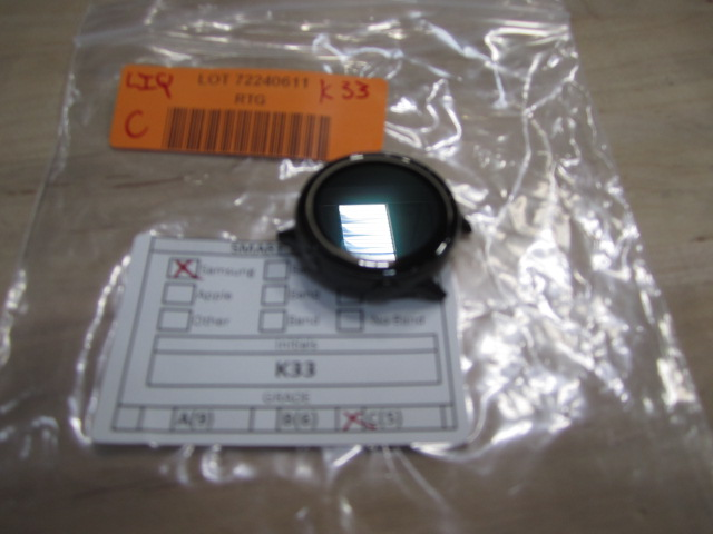 Samsung Watches - Tested Working