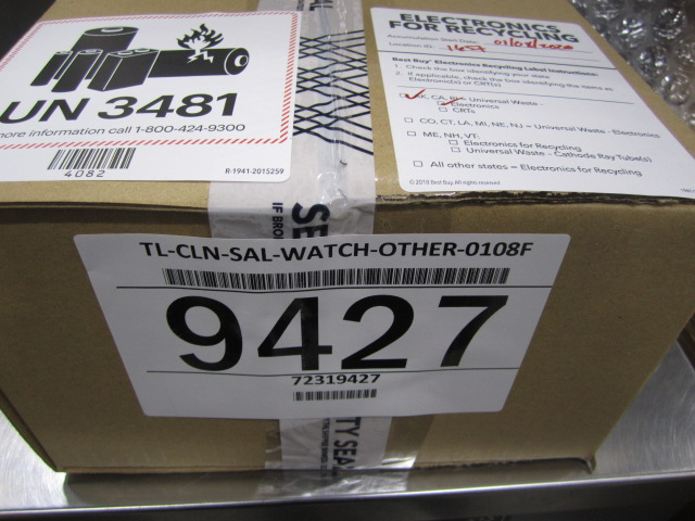 Samsung Watches & More SALVAGE