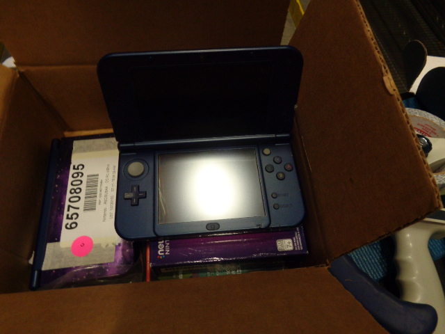 Nintendo 2DS & 3DS - Tested Working