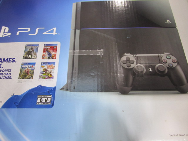 xBOX & PS4 Consoels - SALVAGE