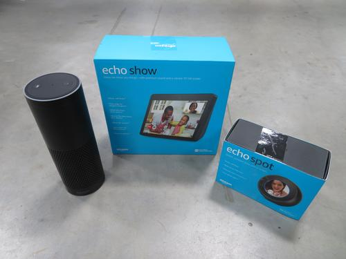 Amazon Echos SALVAGE