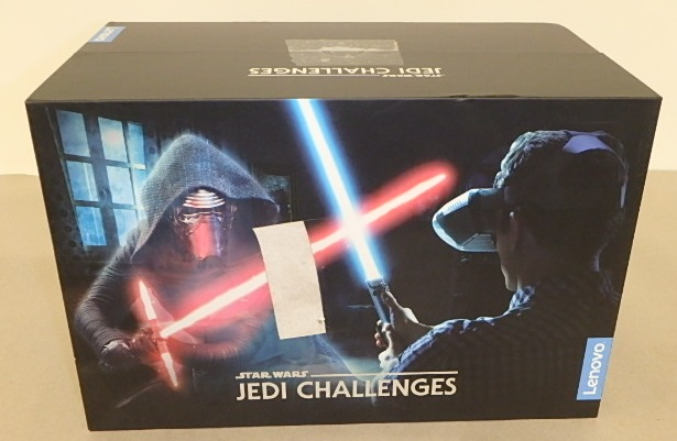 Lenovo Star Wars: Jedi Challenges Augmented Realit
