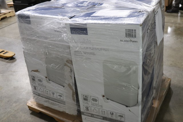Insignia Portable Air Conditioners and Dehumidifie
