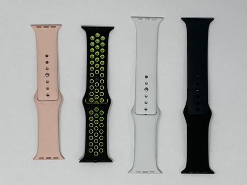 100 Apple Watch Bands – Genuine Various Colors