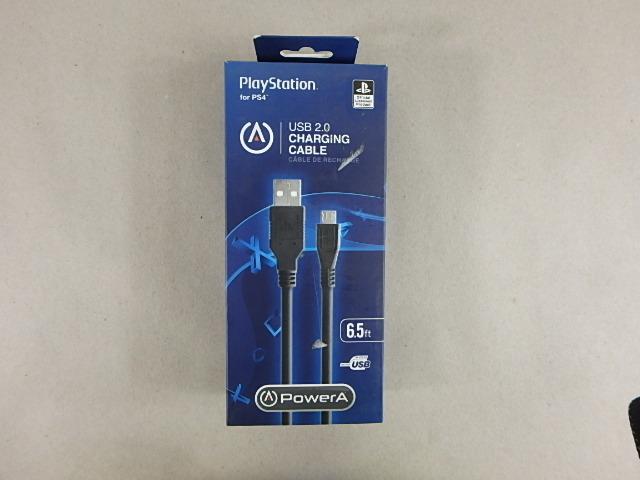 PowerA PlayStation USB Charging Cables - Returns