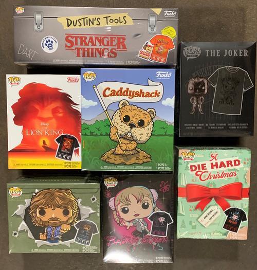 Funko Pop Collectors Box Sets Toys