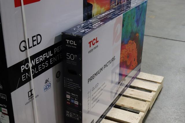 TCL 4K UHD Smart Roku TVs - New