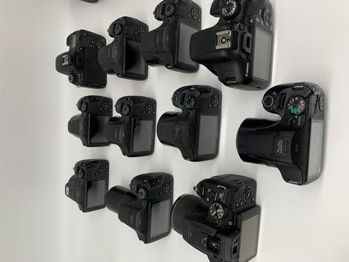 Canon, Nikon, Fujifilm Digital Cameras