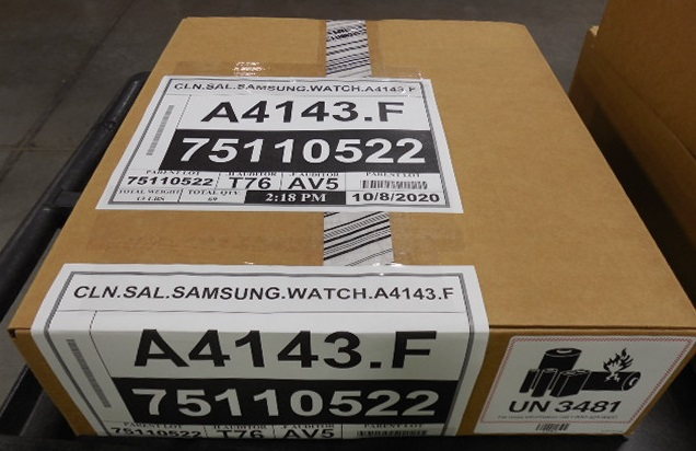 Salvage Samsung watches and more