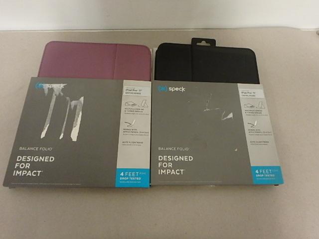 Various iPad Cases - Open Box