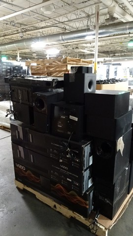 Various Home Theater Equipment - Used