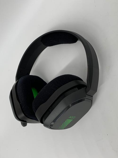 ASTRO A10 Gaming Headset for Xbox One -Green/Black