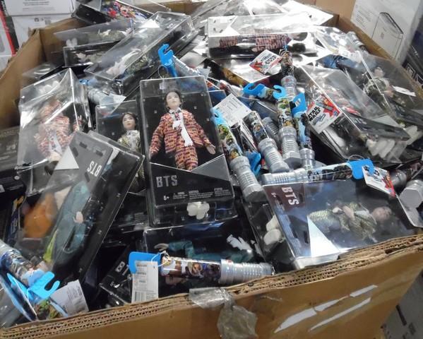 Various Toys - Open Box