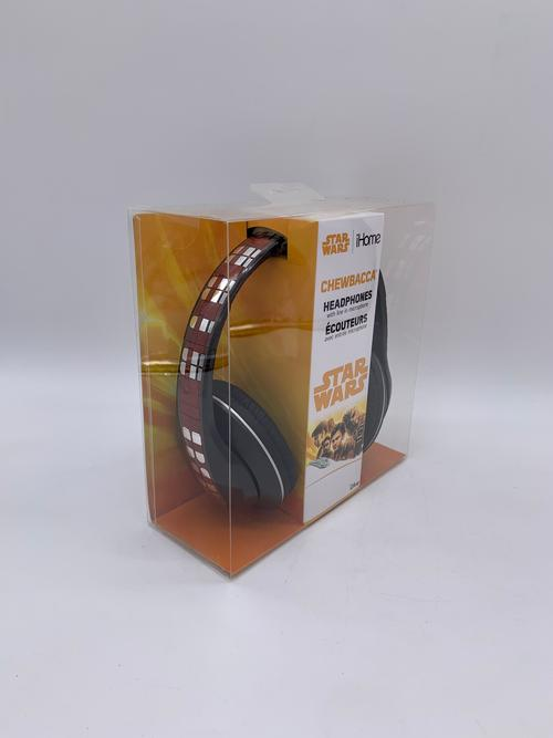 iHome Star Wars Over the Ear Headphones Chewbacca