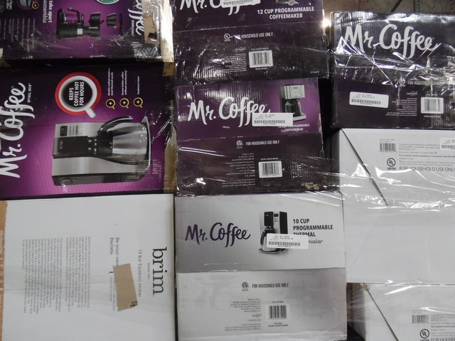 Various Coffee and Espresso Makers - Open Box