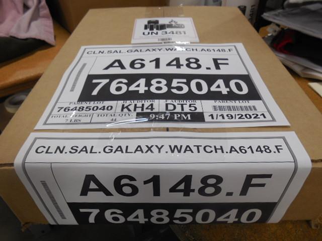 Galaxy Watches - SAL