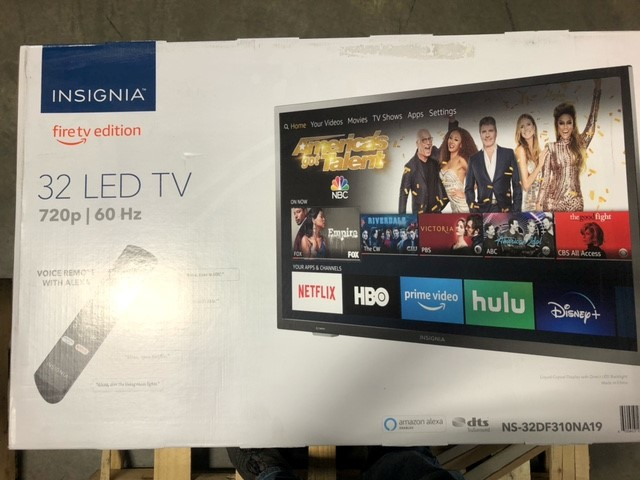 Insignia LED Smart Fire TV Edition TVs - New