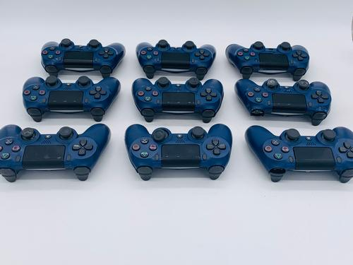 Sony PS4 Midnight Blue Gaming Controllers