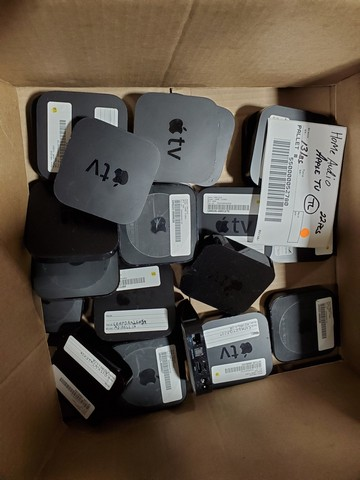 Apple TVs - 3rd Gen - MD199LL/A - Used