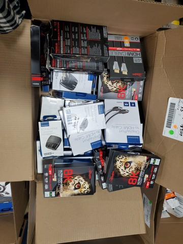 Computer and A/V Accessories- Used