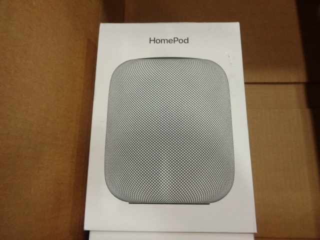 Apple HomePods Tested Working