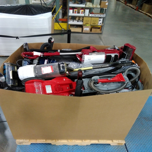 Vacuums and Floorcare - RETURNS