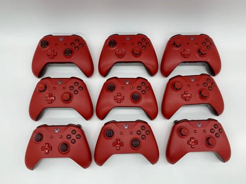 Xbox One BT Red Gaming Controllers