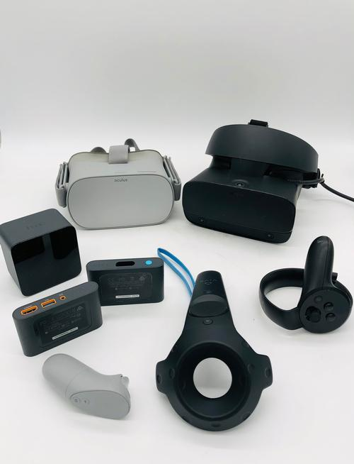 Virtual Reality Headsets – Oculus & More