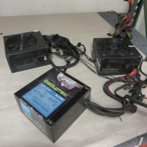 Desktop Power Supplies - Salvage