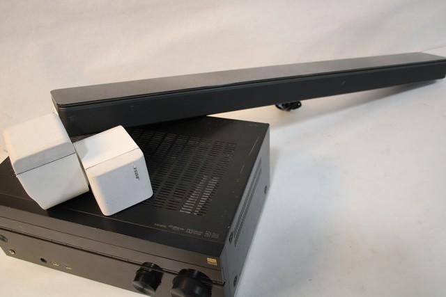 Home A/V Equipment (Bose, Denon, Sony) - Used