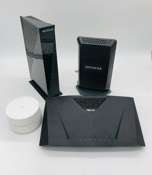 Assorted Routers, Modems, Electronics & More