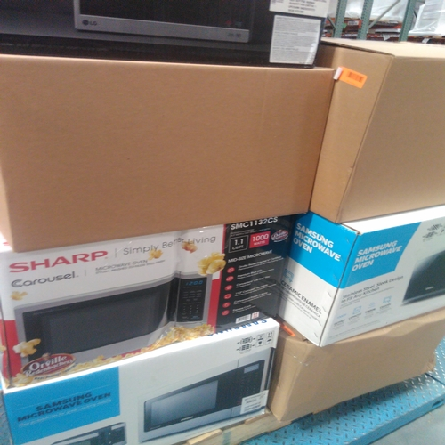 Microwaves and More - RETURNS