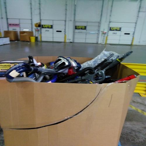Vacuums and Floorcare - RETURNS