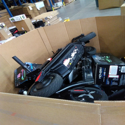 Electric Scooters and Hoverboards - RETURNS