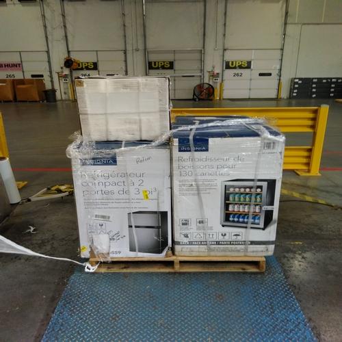 Compact Refrigerators - RETURNS