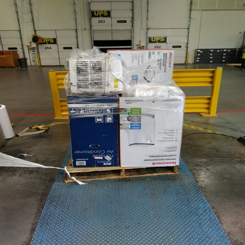 Air Conditioners, Dehumidifiers & More - RETURNS