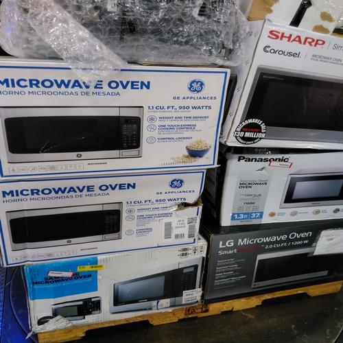 Microwaves - RETURNS