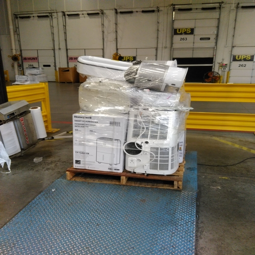 Air Conditioners, Fans and More - RETURNS