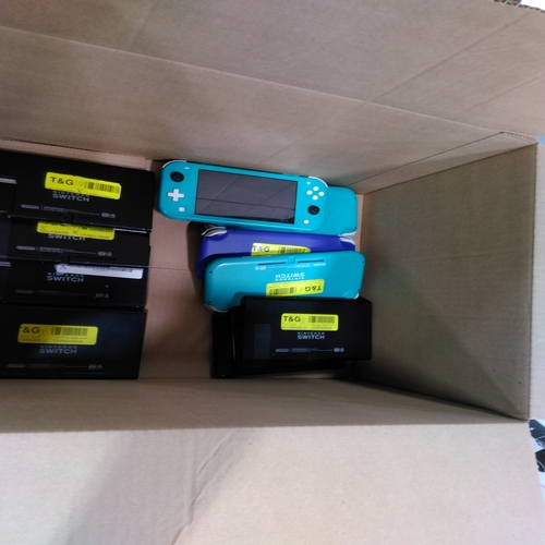 Nintendo Switch Consoles - SALVAGE